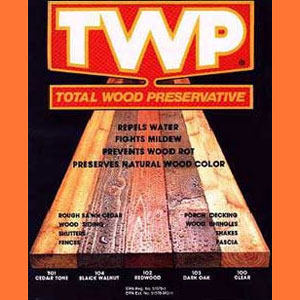 Total Wood Preservative Wood Staining Products